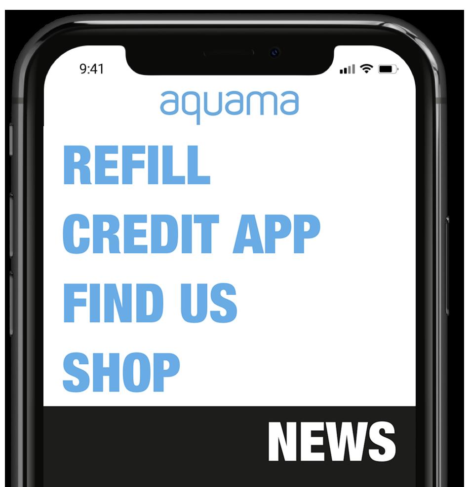 Aquama App Mobile EN