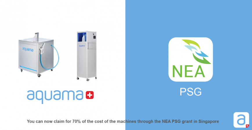 NEA (PSG) Grant for Professional Machines